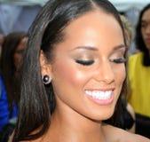 Alicia Keys Lizenzfreies Stockbild
