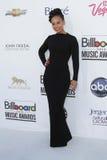 Alicia Keys alla musica 2012 del tabellone per le affissioni assegna gli arrivi, Mgm Grand, Las Vegas, nanovolt 05-20-12 Fotografie Stock