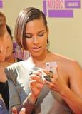 Alicia Keys Royalty Free Stock Image