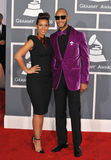 Alicia Keys, Swizz Beatz Stock Images