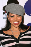 Alicia Keys,Tisha Campbell. Tisha Campbell at a one night only performance by Alicia Keys. Bellavardo Studios, Los Angeles, CA. 11-17-07 Stock Images