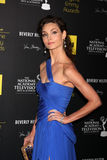 Alicia Minshew arrives at the 2012 Daytime Emmy Awards Stock Images
