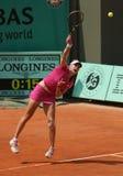 Alicia MOLIK (AUS) at Roland Garros 2010 Stock Images