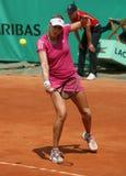 Alicia MOLIK (AUS) at Roland Garros 2010 Stock Photo