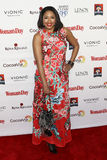 Alicia Quarles. Attends the 14th Annual Woman`s Day Red Dress Awards at Jazz at Lincoln Center on February 7, 2017 in New York City Royalty Free Stock Photos