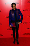 Alicia Quarles. NEW YORK-NOV 20; TV host Alicia Quarles attends The Hunger Games: Catching Fire special screening at AMC Lincoln Square Theater on November 20 Stock Photos