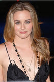 Alicia Silverstone Stock Photo