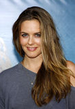 Alicia Silverstone Stock Photography