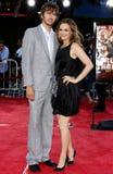 Alicia Silverstone och Christopher Jarecki Royaltyfria Bilder