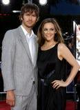Alicia Silverstone och Christopher Jarecki Royaltyfri Foto