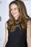 Alicia Silverstone on the red carpet. Alicia Silverstone at the St. Regis Chateau M party Royalty Free Stock Photos