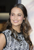 Alicia Vikander Stock Photography