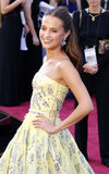 Alicia Vikander. At the 88th Annual Academy Awards held at the Hollywood Stock Photos