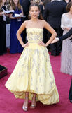 Alicia Vikander. At the 88th Annual Academy Awards held at the Hollywood & Highland Center in Hollywood, USA on February 28, 2016 Royalty Free Stock Photo