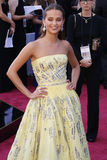 Alicia Vikander. At the 88th Annual Academy Awards held at the Hollywood & Highland Center in Hollywood, USA on February 28, 2016 Stock Images