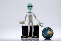 alien дело стоковые изображения rf