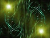 alien живое неисвестне предмета фантазии красотки Стоковая Фотография