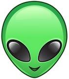 alien икона Стоковые Изображения