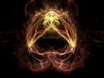 alien космос Стоковые Изображения RF