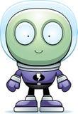 alien костюм пилота иллюстрация штока
