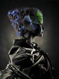 alien красивейшая повелительница Стоковые Изображения