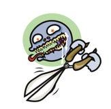 alien пилюлька Стоковые Фотографии RF