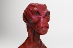 alien портрет Стоковые Фото