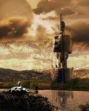 alien планеты Стоковые Изображения