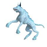 alien эксцентричная собака иллюстрация штока