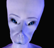 Alien 10 Royalty Free Stock Photo