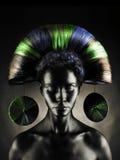 alien красивейшая повелительница Стоковая Фотография RF