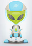 Alien Royalty Free Stock Photography