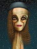 Alien Stock Image