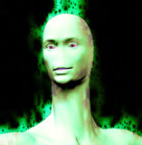 Alien 27 Royalty Free Stock Image