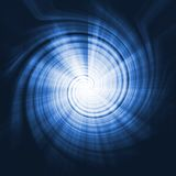 Alien Abstract Vortex Background Stock Photo