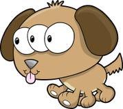Alien Dog Vector. Alien puppy Dog Vector Illustration Stock Photo