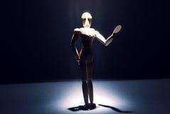 Alien dummy. Stock Images