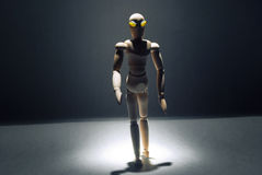 Alien dummy. Royalty Free Stock Images