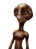 Alien  extraterrestrial Royalty Free Stock Image