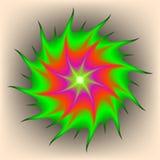 Alien flower Stock Photography
