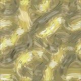 Alien fluid metal vector texture Royalty Free Stock Photos