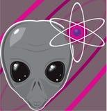 Alien galaxy Stock Photos