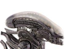 Alien head Royalty Free Stock Photography