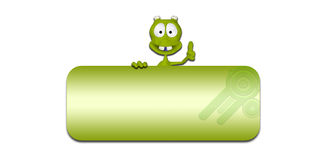 Alien Header Stock Images