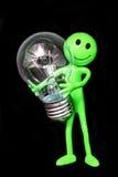 Alien Idea Stock Images