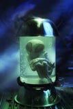 Alien inside a test tube