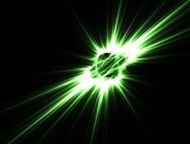 Alien lights Stock Photos