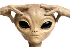 alien meditating 2 Стоковая Фотография RF