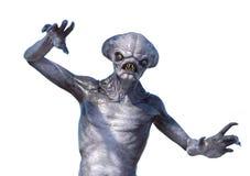 Alien Menace Royalty Free Stock Photos