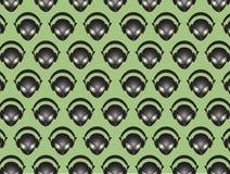 Alien monsters Background stock illustration